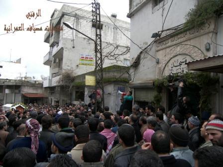 صور تشييع جثمان الحاج أبو عبو عليه رحمات الله Oousus13