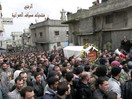 صور تشييع جثمان الحاج أبو عبو عليه رحمات الله Oousus17