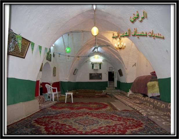 قصة حجر 4..مسجد داعي الدعاة الأجل الشيخ محمد الرفني Uooo_o11